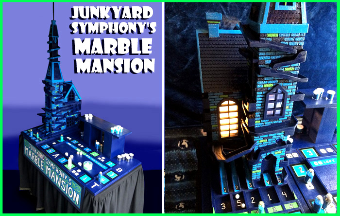 marble mansion