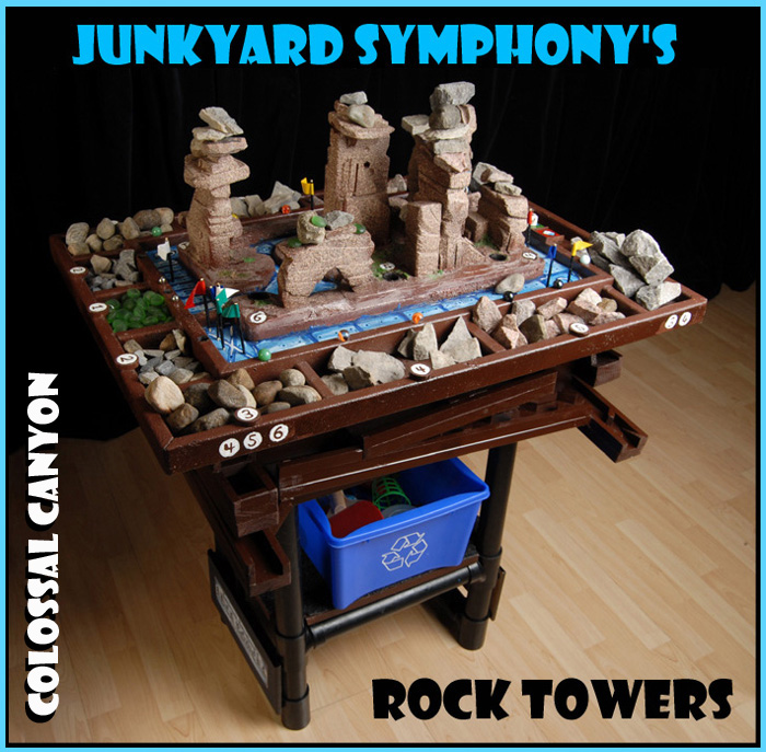 rock-towers